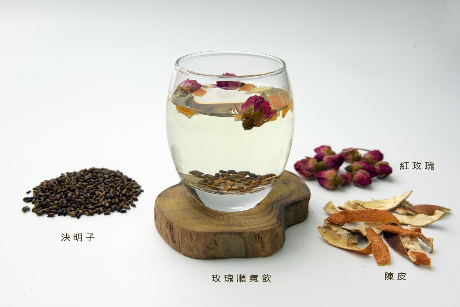 漢方薔薇茶