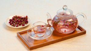漢方-バラ茶