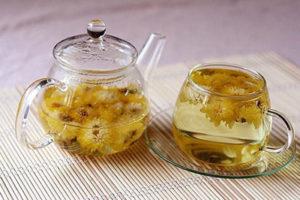 漢方-菊茶