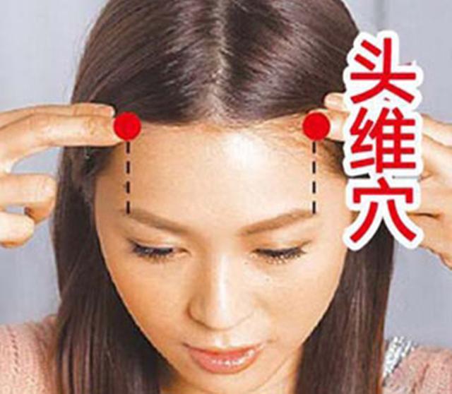 漢方-頭維-ツボ