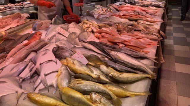 漢方-香港-旅行-市場
