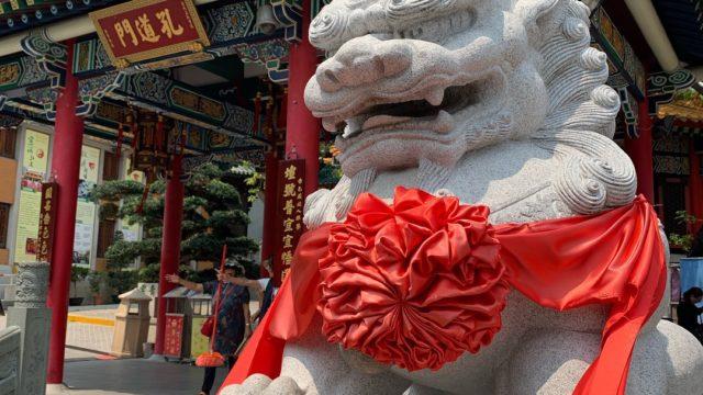 漢方-香港-旅行
