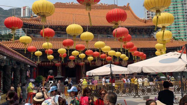 漢方-香港-旅行3